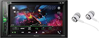 "Pioneer AVH-210EX Double DIN Bluetooth In-Dash DVD/CD AM/FM Front USB Digital Media Car Stereo Receiver 6.2"" WVGA Touchscr... photo"