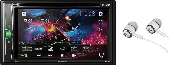 Pioneer AVH-210EX Double DIN Bluetooth In-Dash DVD/CD...
