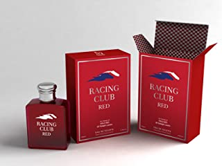 Mirage Diamond Collection Racing Club Red EDT, 100ml
