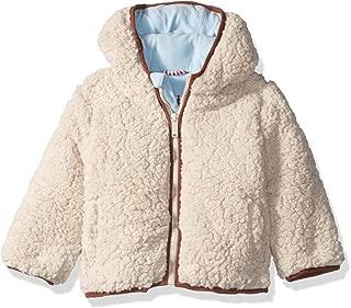 Boys' Toddler Popcorn Sherpa Fleece Jacket