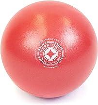 "STOTT PILATES Mini Stability Ball, Red, 5""/13cm"