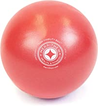 "STOTT PILATES Mini Stability Ball, Red, 5""/13cm"