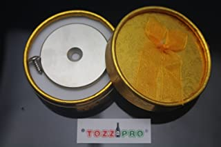Tozz Pro 2.36 Inch Round Magnetic Bottle Cap Catcher Come with One Screw