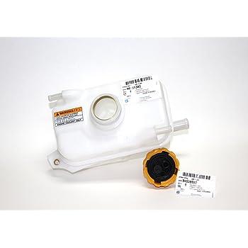 OCPTY Coolant Reservoir Bottle Coolant Overflow Tank Fits For Daewoo 96182279