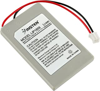 Insten 2X 1800mAh Replacement Battery Compatible With PS3 Slim Remote Controller