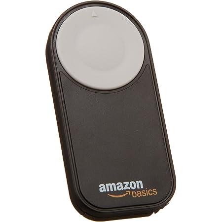 Amazon Basics Wireless Remote Control for Canon Digital SLR Cameras (for specific canon cameras)