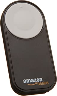 AmazonBasics Wireless Remote Control for Canon Digital SLR Cameras (for specific canon cameras)