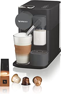 De'Longhi Nespresso Lattissima One Evo EN510.B Coffee Capsule Machine with One-Portion Milk Frothing System for Cappuccino...