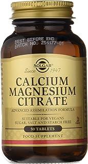 Solgar Calcio/Magnesio Citrato Comprimidos - Envase