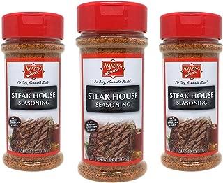 Amazing Taste Steak House Seasoning Shaker Bundle