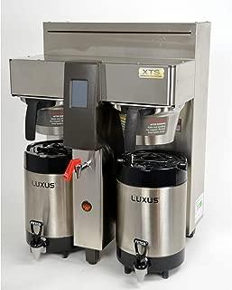 Fetco CBS-2132XTS Twin Station Touchscreen Series Airpot Coffee Brewer