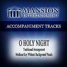 O Holy Night (Traditional) [Accompaniment Track]
