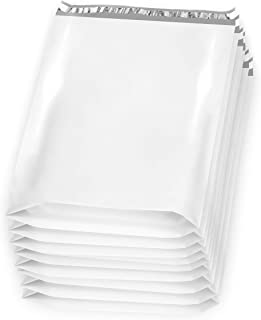 100 Pack of White Poly Mailers 13 x 16 x 4. Gusseted Poly Mailers. Poly Shipping Bags for Clothes. White Shipping polymailers. Plastic mailing Bags. Packaging & Packing. Waterproof. Tamper Resistant.