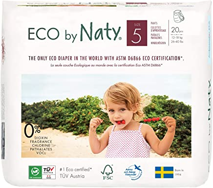 Nature Babycare–Pantalon jetable d'apprentissage