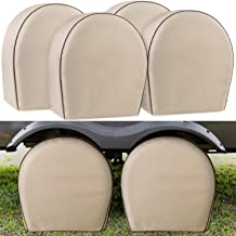 Leader Accessories 4-Pack Tire Covers Fits 26.75