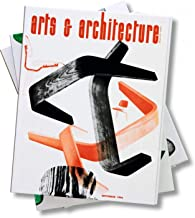 Arts & Architecture, 1945-54: The Complete Reprint, 10 Volumes in 2 boxes