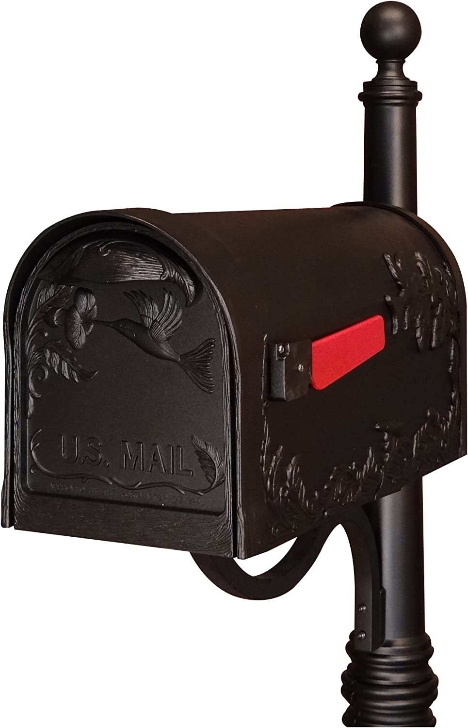 Special Lite Products SCB-1005-BLK Hummingbird Discount is also underway Mailbox At the price Curbside