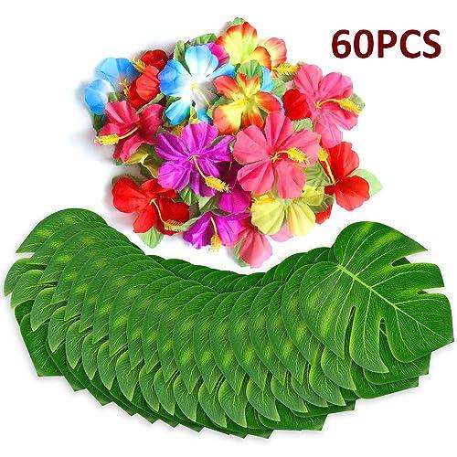 Hawaiian Luau Decorations Amazon Com