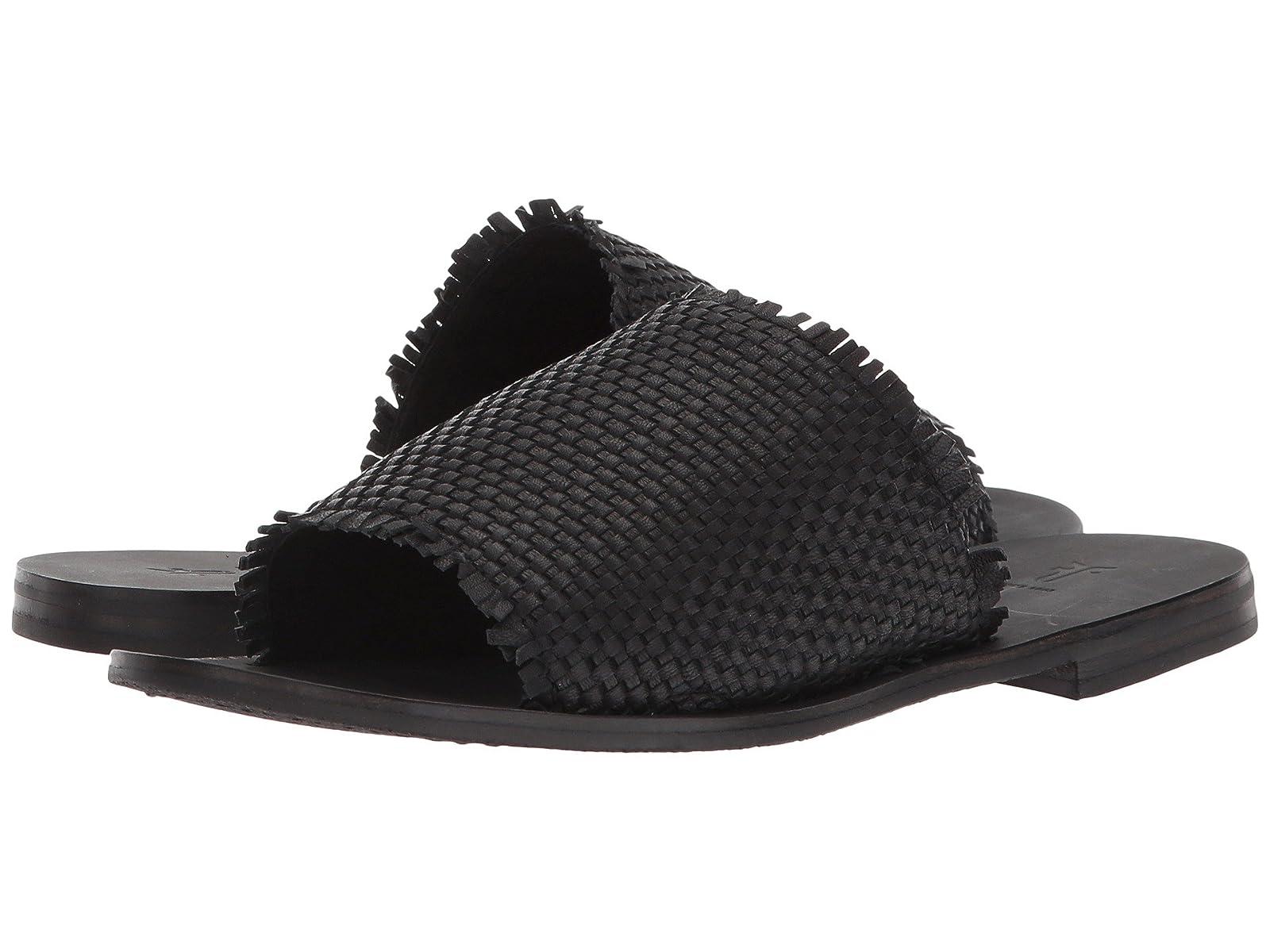Frye Riley Woven SlideAtmospheric grades have affordable shoes