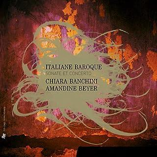 Italian Baroque Sonatas & Concertos