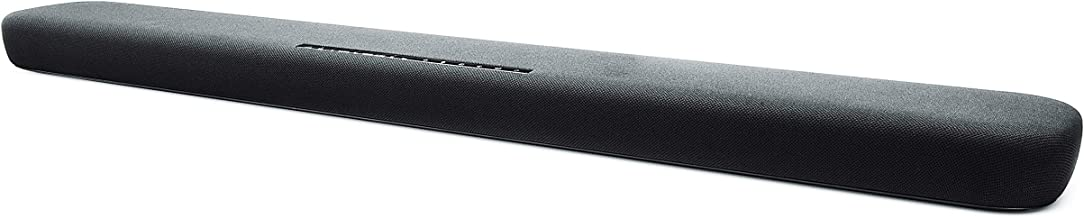 Yamaha YAS-109 Sound Bar with Built-In Subwoofers, Bluetooth, and Alexa Voice Control Built-In (Renewed)