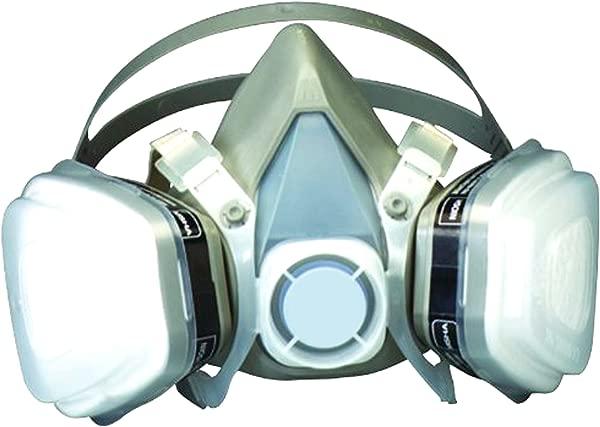 3M Dual Cartridge Respirator Assembly