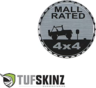 mall rated badge