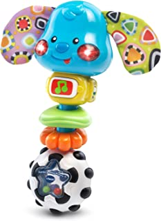 Vtech Rattle and Sing Puppy, Multi-Colour, Vt80-184700