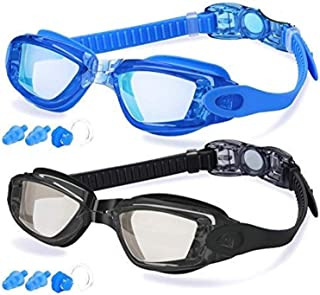 Swim Goggles, Swimming Goggles for Adult Men Women Youth...