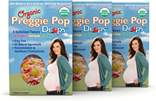 Sponsored Ad - Organic Preggie Pop Drops | Morning Sickness & Nausea Relief during pregnancy | Safe for pregnant Mom & Bab...