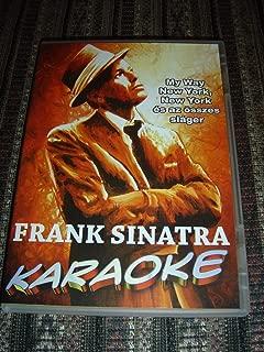 Frank Sinatra Karaoke / My Way / New York, New York [European DVD Region 2 PAL]
