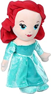 Disney Princess Ariel Soft Doll for Girls - 25 cm