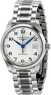Longines Master Collection Automatic White Dial Stainless Steel Ladies Watch L22574786