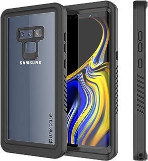 PunkCase Galaxy Note 9 Waterproof Case, [Extreme Series] [Slim Fit] [Ip68 Certified] [Shockproof] [Snowproof] [Dirproof] A...