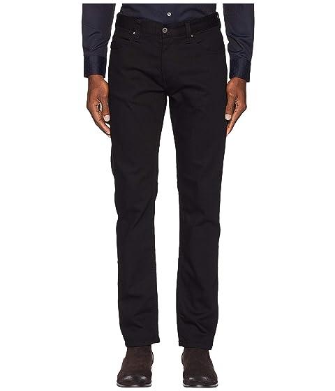 Emporio Armani Black Denim Pants