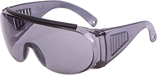 Allen Company Shooting & Safety Glasses Fit Over Prescription Glasses, Clear Lenses,..