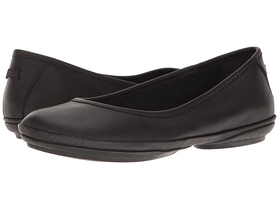 Camper Right Nina - K200387 (Black) Women's Slip on  Shoes