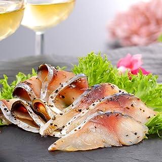 ディメール 八戸前沖さばのとろける食感 鯖のスモーク パストラミ 50g