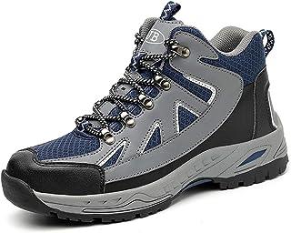 CHNHIRA Chaussure de securité Homme Unisex Chaussure de Travail
