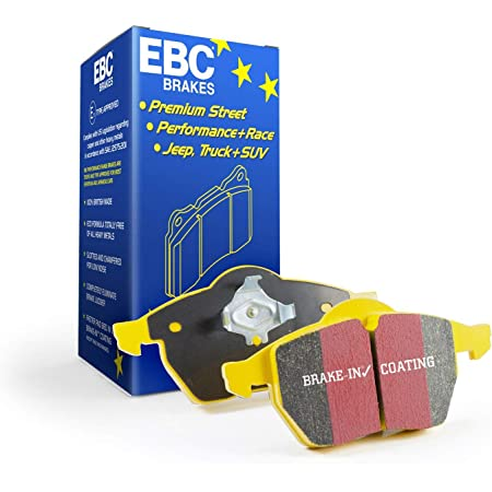 EBC Brakes DP4995R Yellowstuff Street and Track Brake Pad