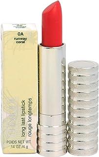 Clinique Long Last Lipstick - # 0A Runway Coral, 4 g