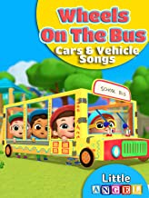 Wheels On The Bus Cars & Vehicle Songs
