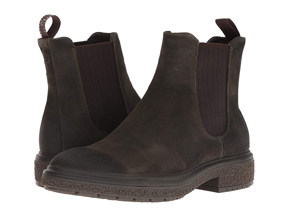 ECCO Crepetray Boot (Tarmac) Men