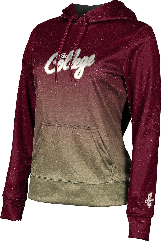 ProSphere College of Charleston University Girls' Pullover Hoodie, School Spirit Sweatshirt (Gradient)