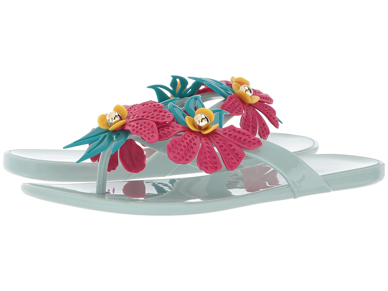 Nine West -Gentleman/Lady-Sale Macinee Jelly Thong Sandal -Gentleman/Lady-Sale West Price 19fc67