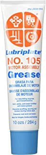 Lubriplate L0034-094 No. 105 Motor Assembly Grease, 10 oz