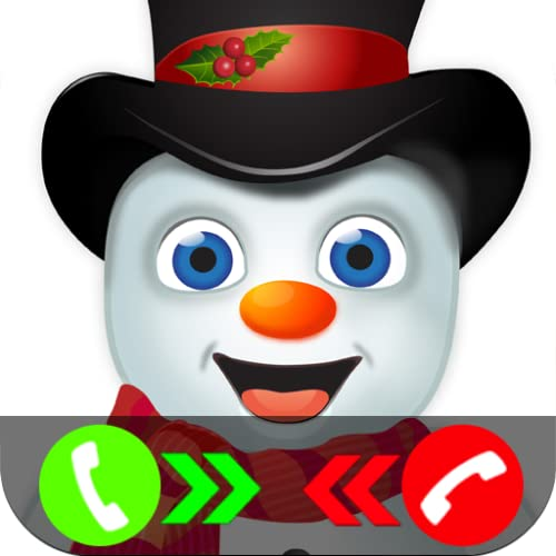 Fake Call From Snowman