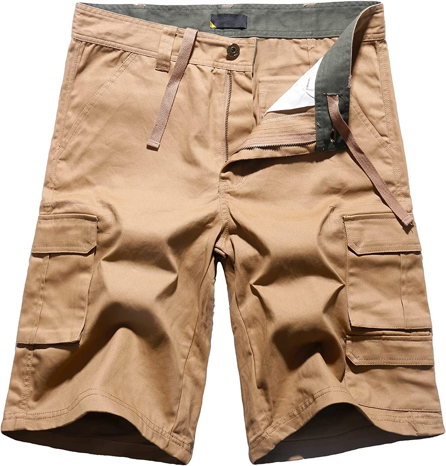 ZITY Max Max 72% OFF 64% OFF Men's Cargo Shorts Multi Pockets Casual