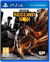 Infamous Second Son by Sucker Punch for PlayStation 4