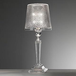 Mario Luca Giusti Cleopatra lampe transparente/transparente